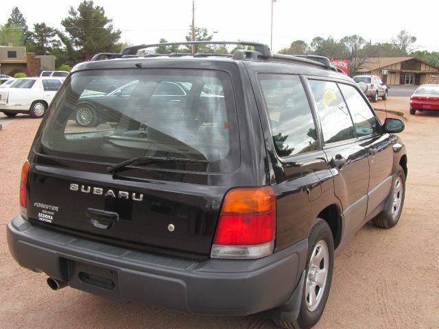 1999 Subaru Forester AWD L 4dr Wagon - Sedona AZ