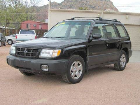 1999 Subaru Forester for sale at Sedona Motors in Sedona AZ