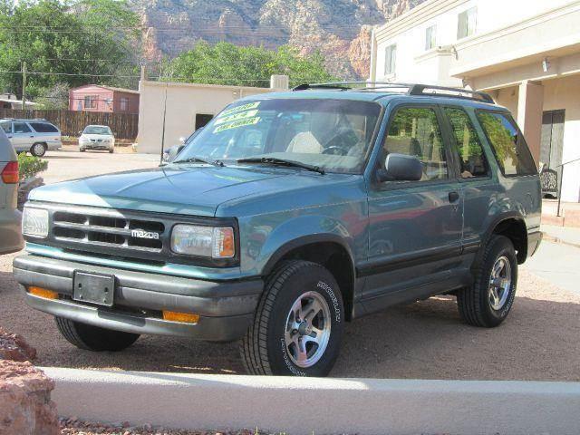 1994 Mazda Navajo 2dr LX 4WD SUV - Sedona AZ
