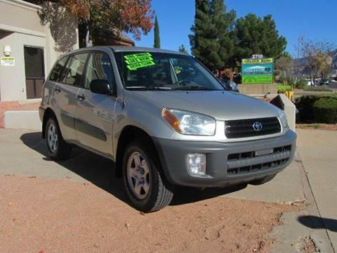 2001 Toyota RAV4 for sale at Sedona Motors in Sedona AZ