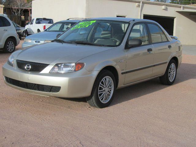 2003 Mazda Protege DX 4dr Sedan - Sedona AZ
