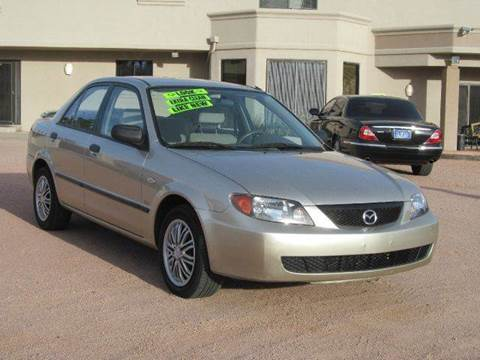 2003 Mazda Protege for sale at Sedona Motors in Sedona AZ