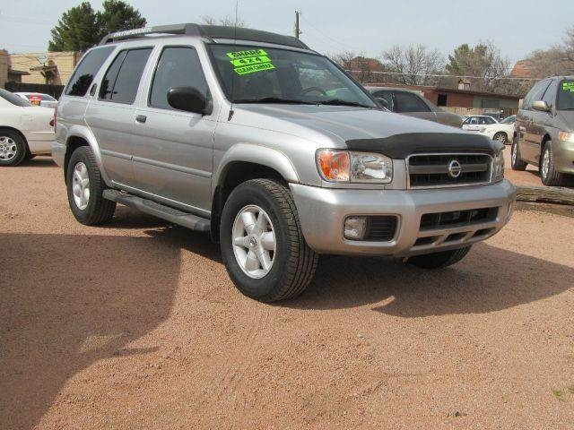 2002 Nissan Pathfinder SE 4WD 4dr SUV - Sedona AZ