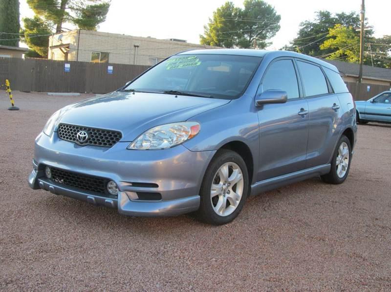 2004 Toyota Matrix XR 4dr Wagon - Sedona AZ
