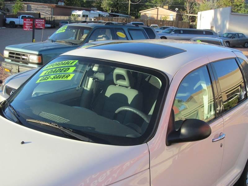 2007 Chrysler PT Cruiser Limited 4dr Wagon - Sedona AZ