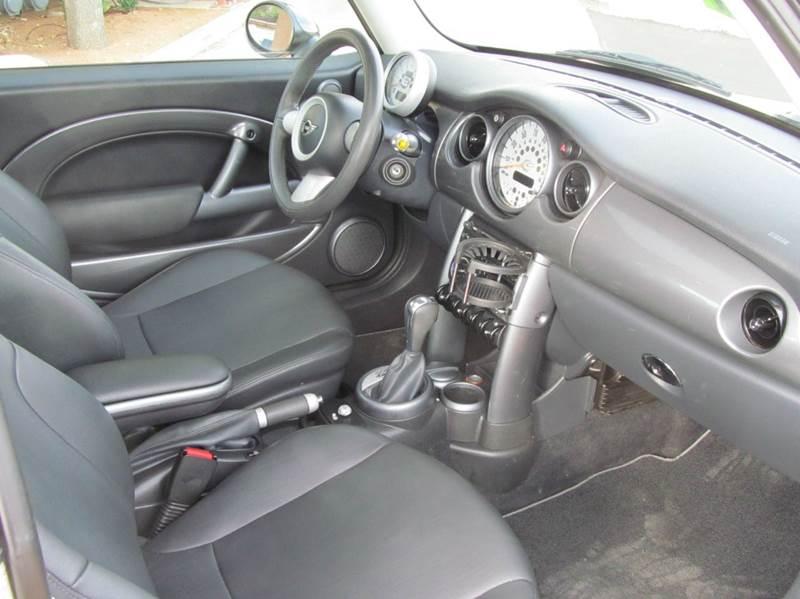 2006 MINI Cooper 2dr Hatchback - Sedona AZ