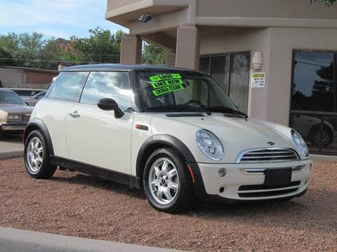 2006 MINI Cooper for sale at Sedona Motors in Sedona AZ