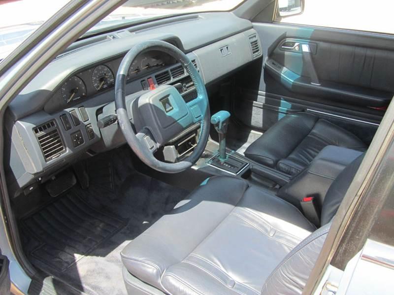 1988 Mazda 929 4dr Sedan - Sedona AZ