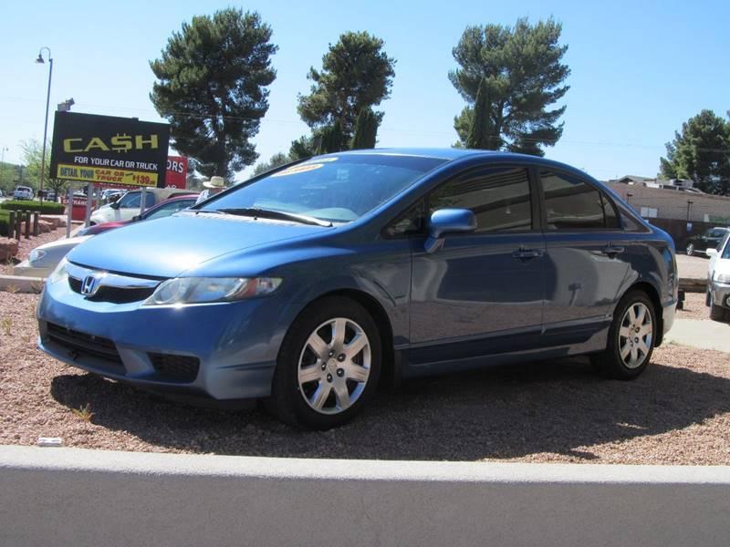 2010 Honda Civic LX 4dr Sedan 5A - Sedona AZ