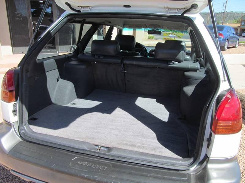 1997 Subaru Legacy AWD Outback Limited 4dr Wagon - Sedona AZ