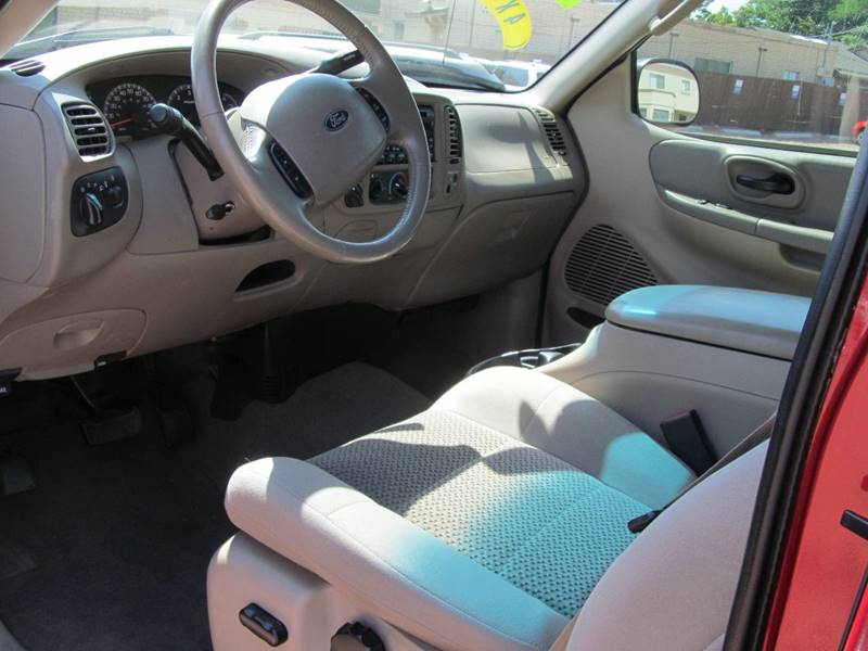 Surprising 2004 Ford F 150 Heritage 4Dr Supercab Xlt 4Wd Styleside Sb Bralicious Painted Fabric Chair Ideas Braliciousco