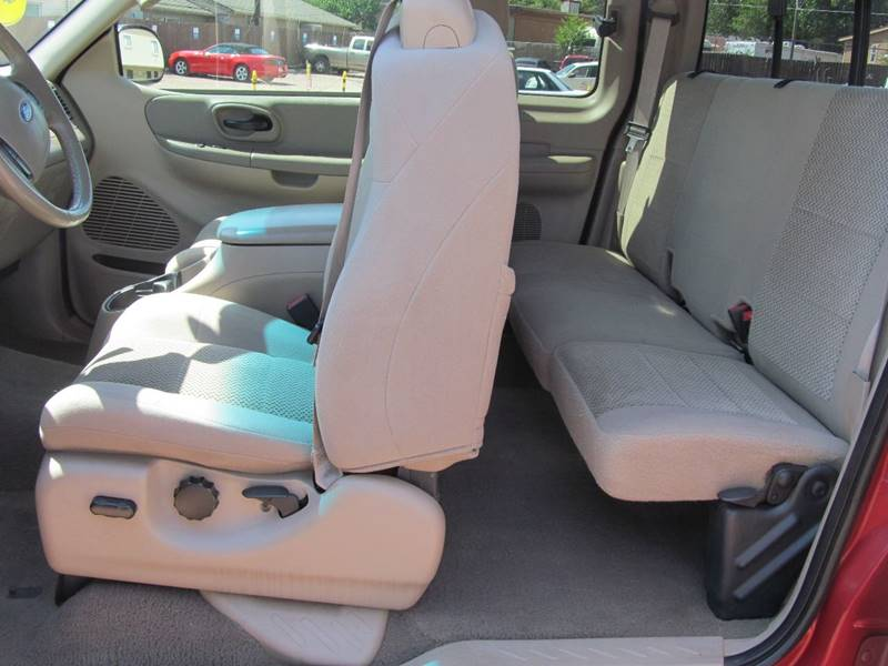 Terrific 2004 Ford F 150 Heritage 4Dr Supercab Xlt 4Wd Styleside Sb Bralicious Painted Fabric Chair Ideas Braliciousco