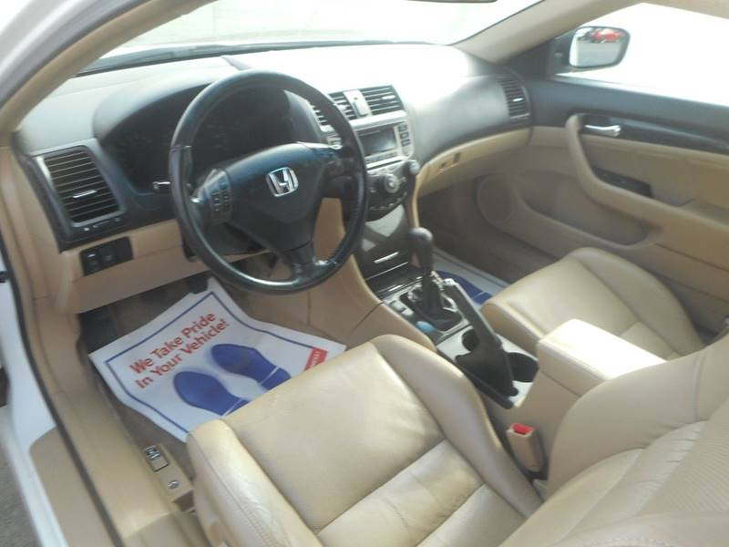 2006 Honda Accord EX V-6 2dr Coupe 6M - Anderson SC