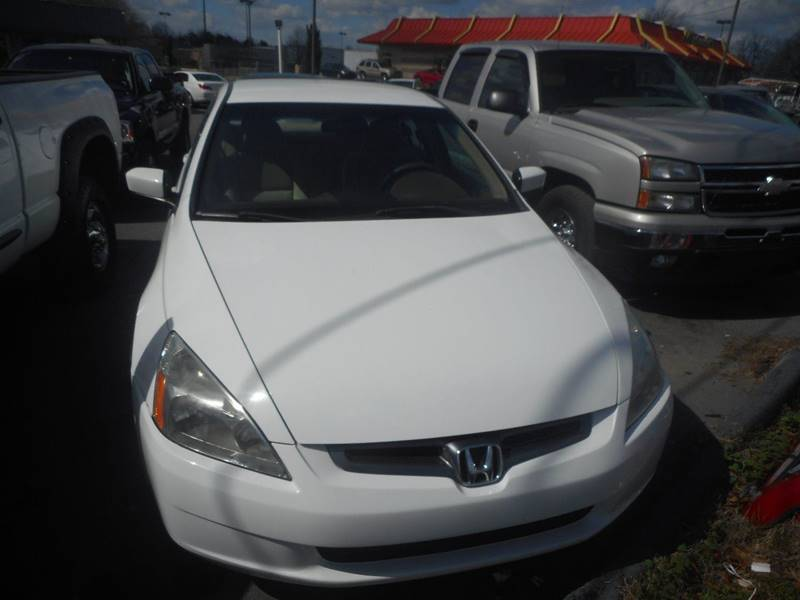 2003 Honda Accord LX 4dr Sedan w/Side Airbags - Anderson SC