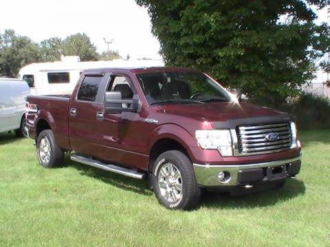 2010 Ford F-150 for sale in Mount Clemens, MI