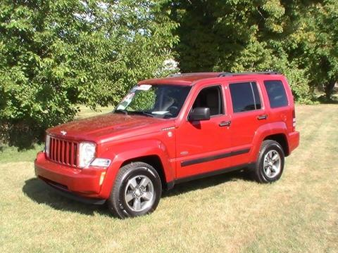 2008 Jeep Liberty for sale in Mount Clemens, MI