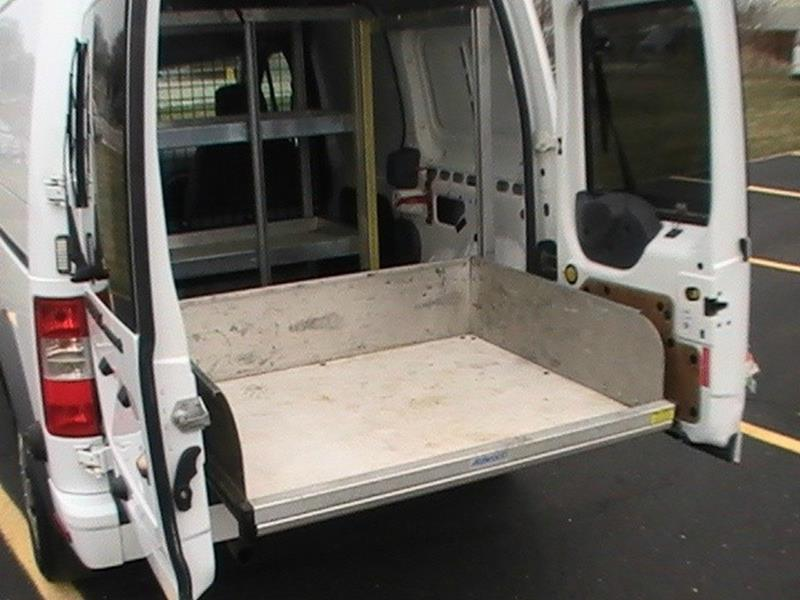 2013 Ford Transit Connect Xlt 4dr Cargo Mini Van W Rear Glass In