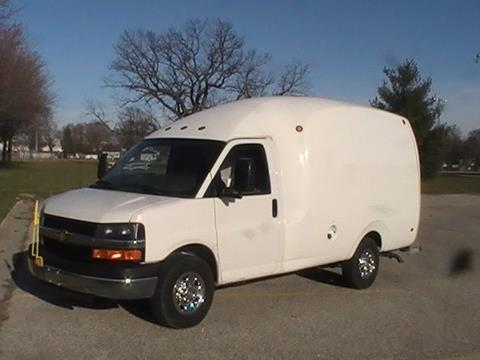 2014 Chevrolet Express Cutaway for sale in Mount Clemens, MI