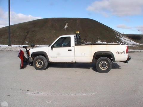 2000 GMC C/K 2500 Series for sale in Mount Clemens, MI