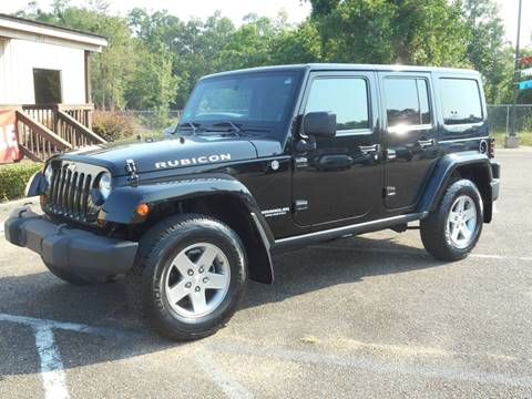 2012 Jeep Wrangler Unlimited for sale in Hattiesburg, MS