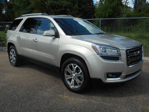 2014 GMC Acadia for sale in Hattiesburg, MS