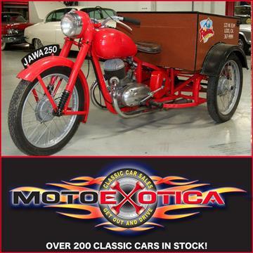 1949 Jawa 250 for sale in Fenton, MO