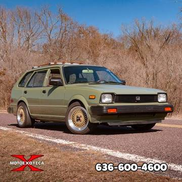 1983 Honda Civic for sale in Fenton, MO