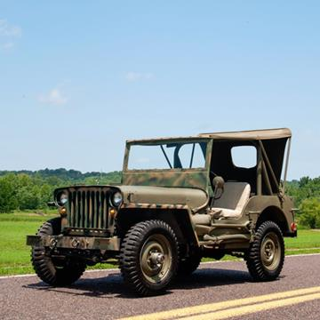 Military Jeep For Sale >> 1948 Jeep Willys For Sale In Fenton Mo
