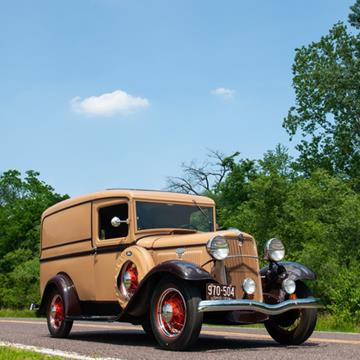 1934 Ford Panel Truck for sale in Fenton, MO