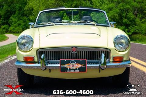 1969 MG MGC for sale in Fenton, MO