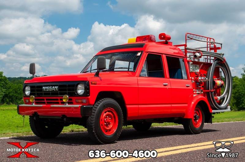 1986 Nissan Safari - Fenton, MO