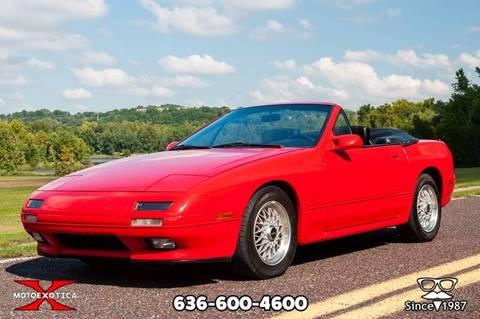 1989 Mazda RX-7 for sale in Fenton, MO