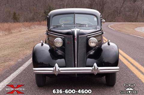1937 Buick 40 Special for sale in Fenton, MO