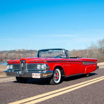 1959 Edsel Corsair for sale in Fenton, MO