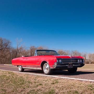 1966 Oldsmobile Ninety-Eight for sale in Fenton, MO
