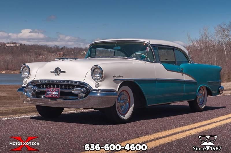 1955 Oldsmobile Ninety-Eight - Fenton, MO