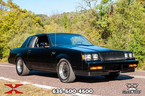 Used Buick Grand National For Sale Carsforsale Com