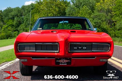 1968 Pontiac GTO for sale in Fenton, MO