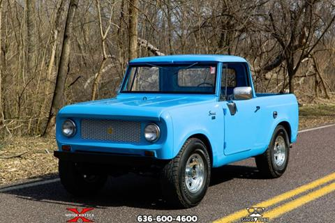 1965 International Scout for sale in Fenton, MO