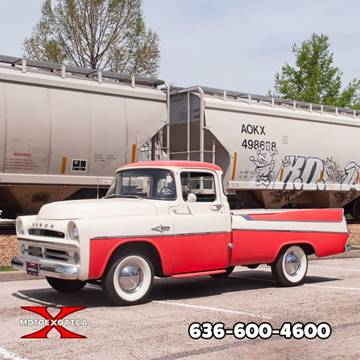 1957 Dodge D100 Pickup for sale in Fenton, MO