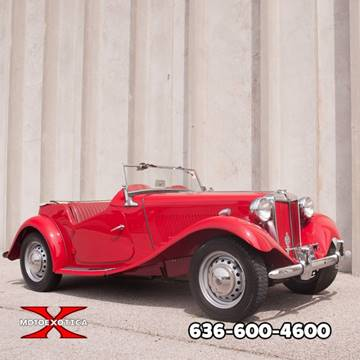 1952 MG Midget for sale in Fenton, MO