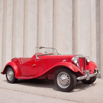 1952 MG Midget