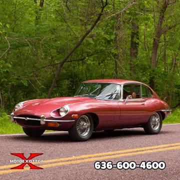 Used Jaguar E Type For Sale In Cincinnati Oh Carsforsale Com