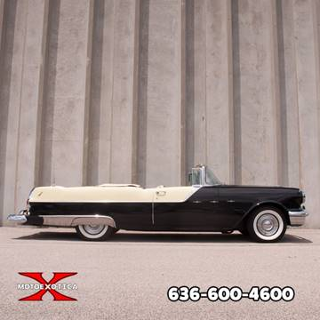 1955 Pontiac Star Chief for sale in Fenton, MO