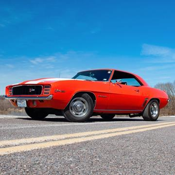 1969 Chevrolet Camaro for sale in Fenton, MO