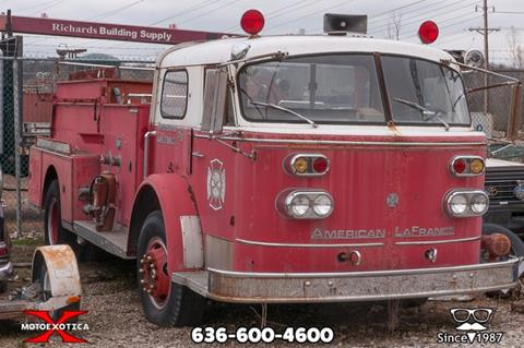 1964 American LaFrance Series 900 Pumper for sale in Fenton, MO