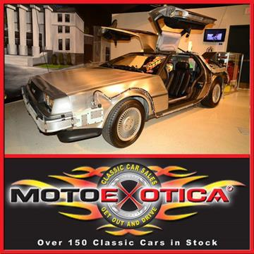 1981 DeLorean DMC-12 for sale in Fenton, MO