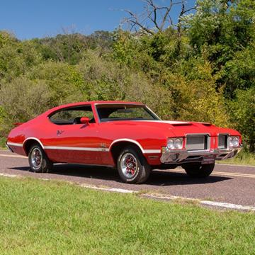 1972 Oldsmobile Cutlass for sale in Fenton, MO