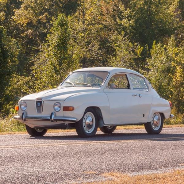 1969 Saab 96 - Fenton, MO
