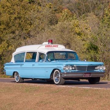 1960 Pontiac Bonneville for sale in Fenton, MO